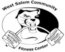 West Salem Community Fitness Center Logo