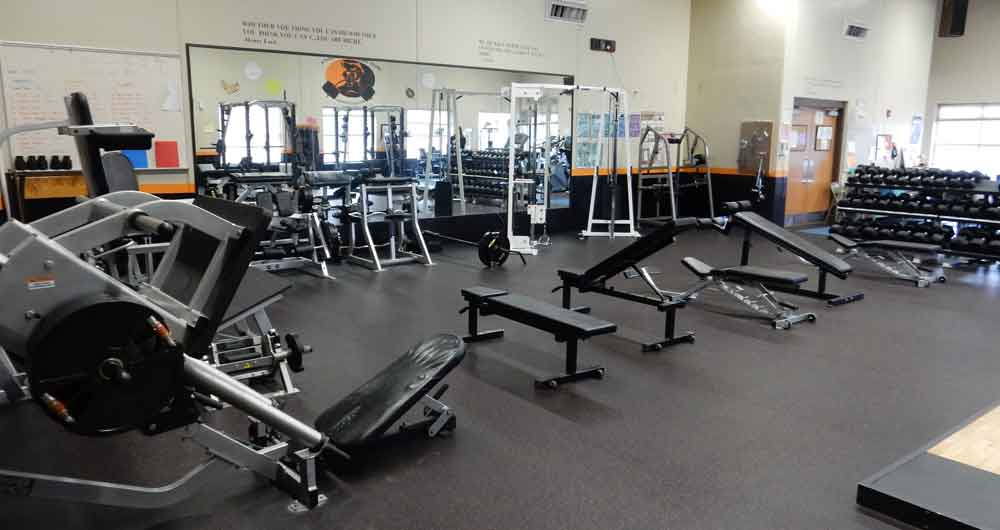 West Salem Community Fitness Center