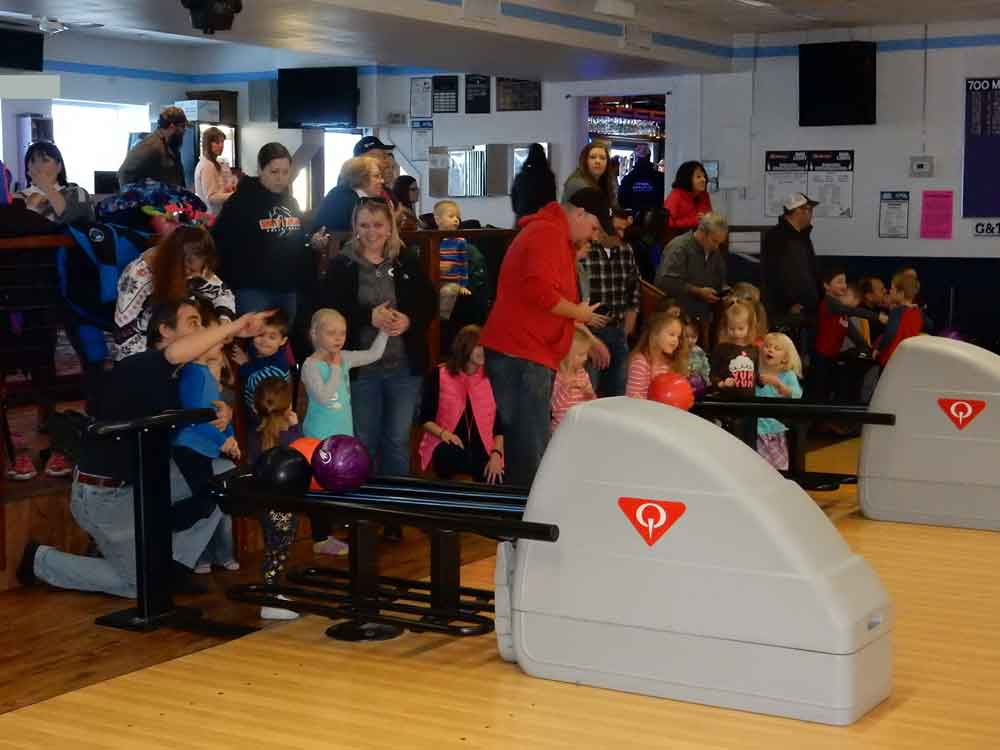 4K Family Fun Day at Features